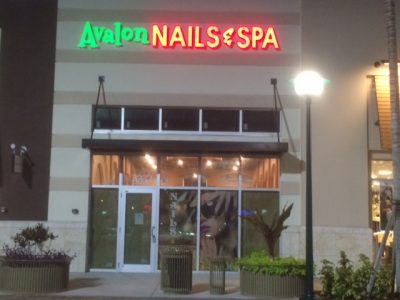 Avalon Nails Spa