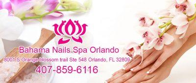 Bahama Nails Spa