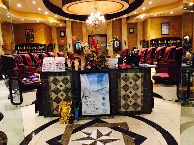 Deluxe Nails Salon Spa